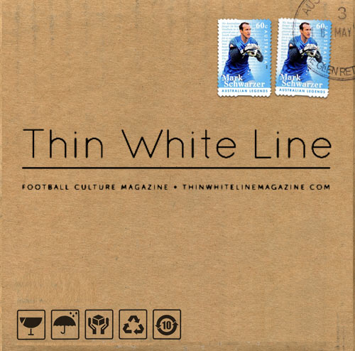 Subscribe to Thin White Line