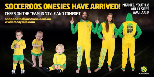 The curse of the onesie
