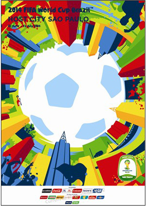 A football as a thousand exploding suns.