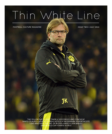 Thin White Line Issue 2