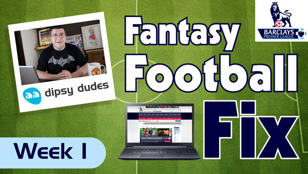 Fantasy Football Dipsy Dudes
