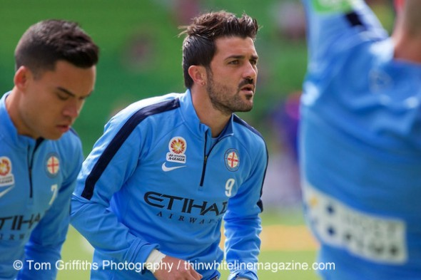 Melbourne City – home again for the first time