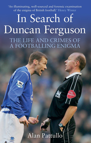 Thin White Line podcast: Duncan Ferguson