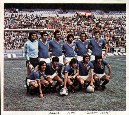 Azul in the 1970s