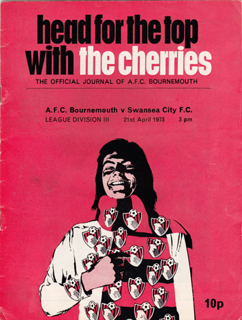 AFC Bournemouth vs Swansea City 1973, Division Three