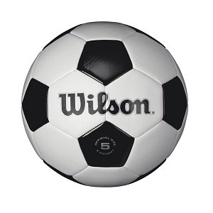 Wilson soccer ball - oh what the hell it's a football
