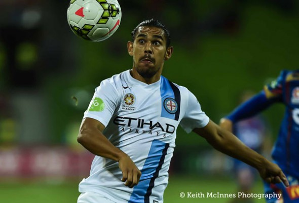 David Williams Melbourne City