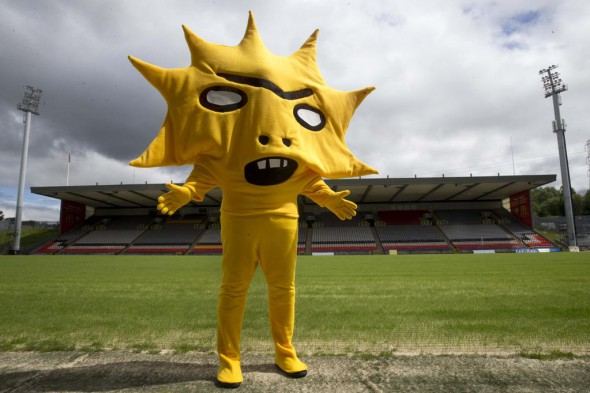 Partick Thistle: a short history of mascots