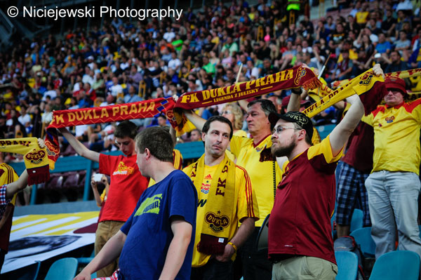 Prague football by Niciejewski Photography