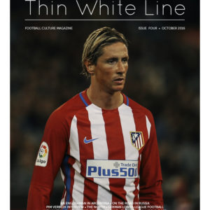 Thin White Line Issue 4 cover teaser