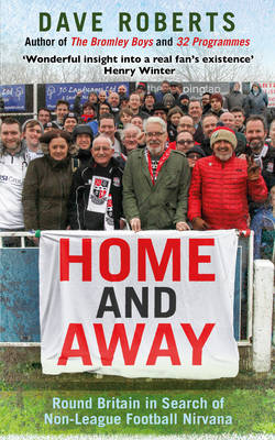 Dave Roberts and his quest for non-league nirvana